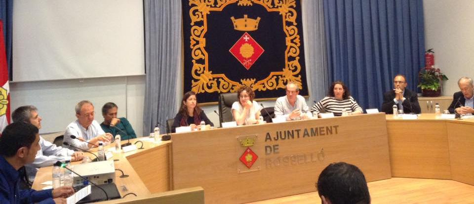 Nota de premsa i acta de les Jornades de Rosselló 2016