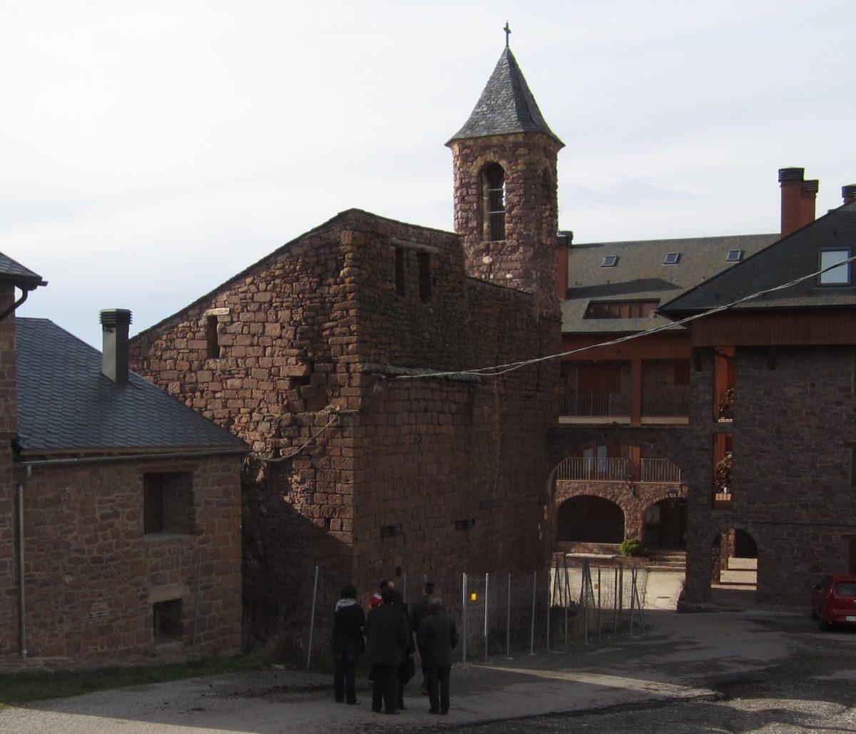 Assemblea 2012: Església de nostra senyora de Medina de Vilamur