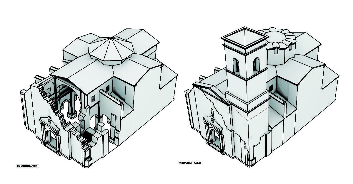 Concurs de l'Església de Sant Pere de Rosselló. Per a què?